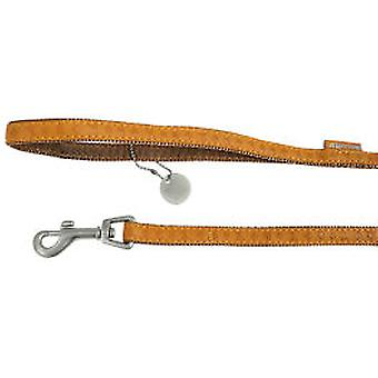 Mac Leather Leash  Mac Leather  Brown (Dogs , Walking Accessories , Leads)