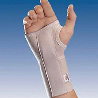 Anota Short Splint Right wrist strap Palmar (Sport , Injuries , Wristband)