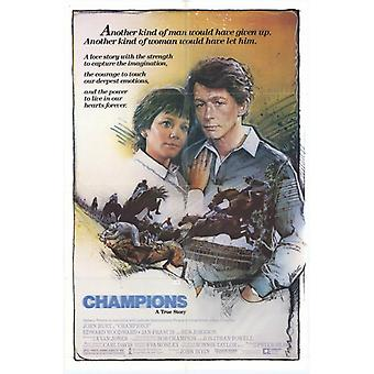 Champions Movie Poster (11 x 17)