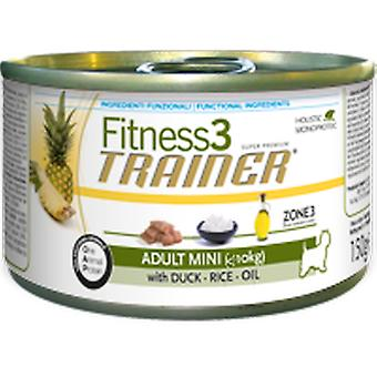 Trainer Adult Mini Duck & Rice Wet (Dogs , Dog Food , Wet Food)
