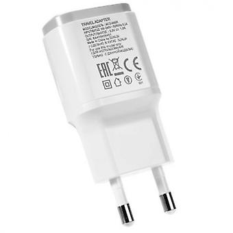 LG travel charger power supply 1800mAh MCS 04 - White