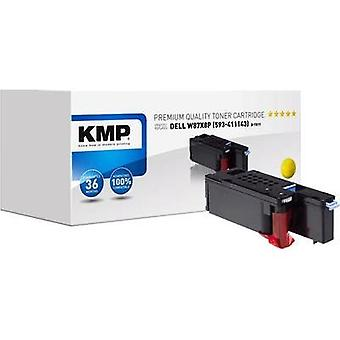 KMP Toner cartridge replaced Dell 593-11143 Compatible Yellow