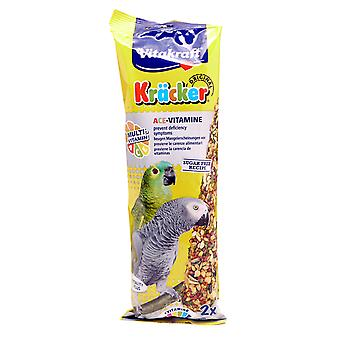 VITAKRAFT Krõcker Multivitamin - Parrot (5-Pack)