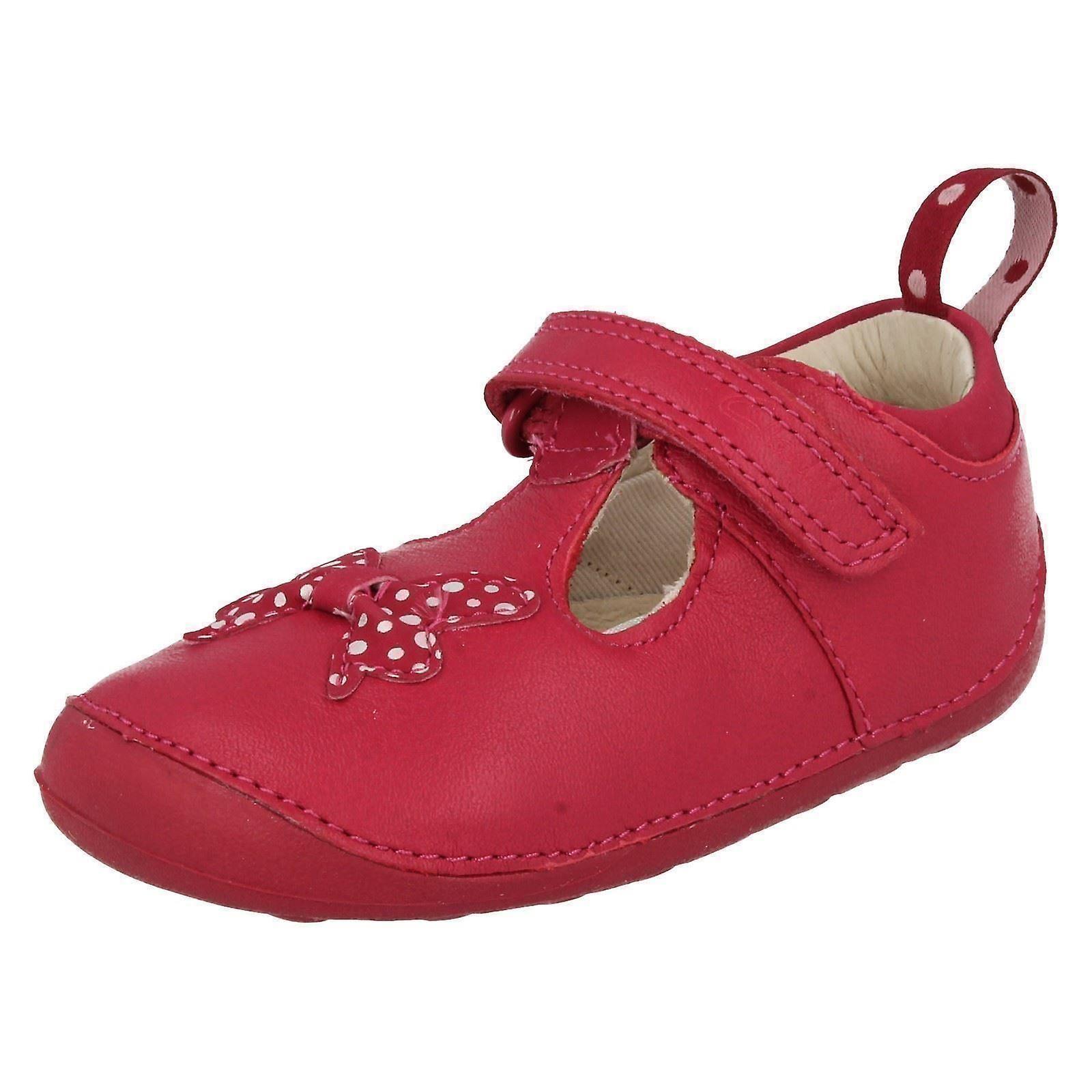 Clarks Mädchen Schlepplift Schuhe Ida Sparkle