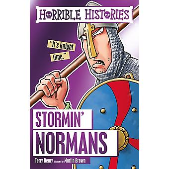 Stormin Normans by Deary Terry Brown Martin