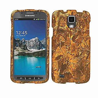 Unlimited Cellular Snap-On Case for Samsung i9252/GS4 Active/i537 (Hunter Series