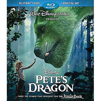 Pete's Dragon [Blu-ray] USA import