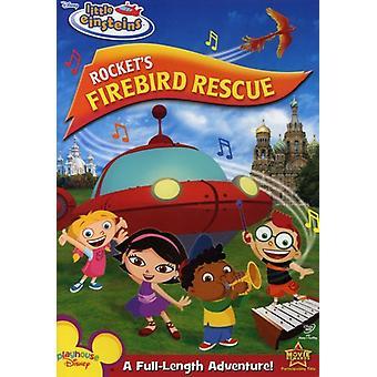 Kleine Einsteins: Rocket Firebird Rescue [DVD] USA import