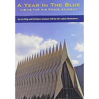 År i blå: Inside the Air Force Academy [DVD] USA import