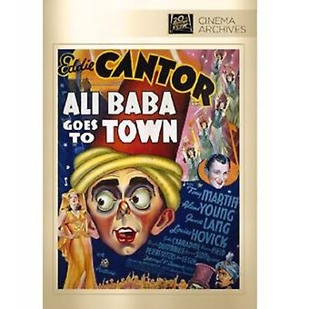 Ali Baba Goes to Town [DVD] USA import