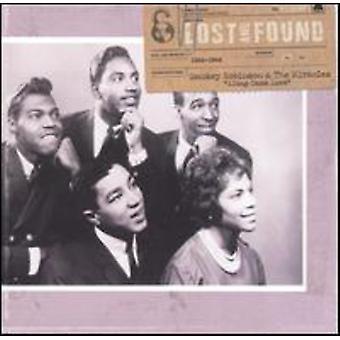 Smokey Robinson & mirakler - 1958-64-langs kom kærlighed [CD] USA importerer