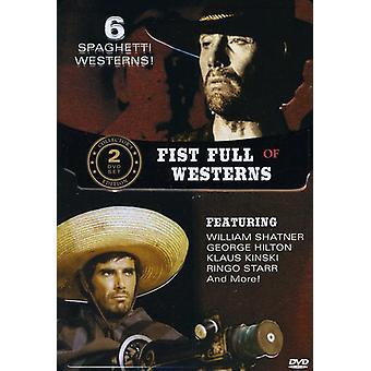 Knytnæve fuld af Westerns [DVD] USA importerer