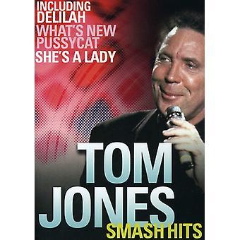 Tom Jones - Hits [DVD] USA import