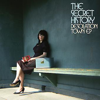 Hemmelige historie - Desolation byen EP [CD] USA importerer