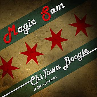 Magiske Sam - Chi-Town Boogie & andre favoritter [DVD] USA import