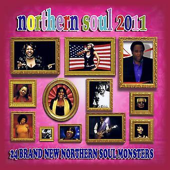Ulike Artist - Northern Soul 2011 [DVD] USA importere