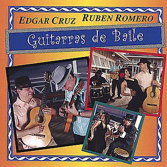 Cruz/Romero - Guitarras De Baile [CD] USA import