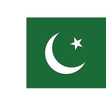 5 ft x 3 ft flagg - Pakistan