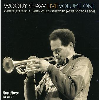 Woody Shaw - Woody Shaw: Vol. 1-Live [CD] USA import
