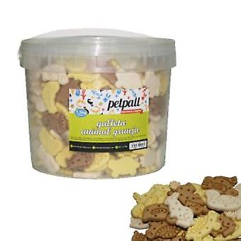 Yagu Cube Farm Animal Cookie Petpall 1'5Kg. (Dogs , Treats , Biscuits)