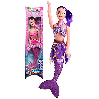 Import Muñeca Sirenita 29 Cm 4 Colores (Toys , Dolls And Accesories , Dolls , Dolls)