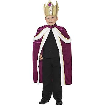 Kids King King King costume costume