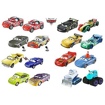 Mattel Pack 2 Coches Cars 3