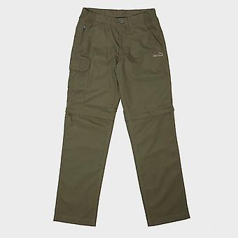 Khaki Peter Storm Men's Ramble Convertible Trousers