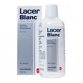 Lacer Blanc Mouthwash 500 ml (Hygiene and health , Dental hygiene , Mouthwash)