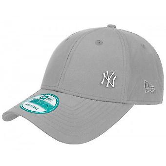 Nouvelle ère impeccables Yankees Logo Cap - gris