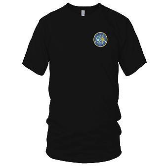 US Navy okręt stoczni Puget Sound Bremerton WA haftowane Patch - dzieci T Shirt