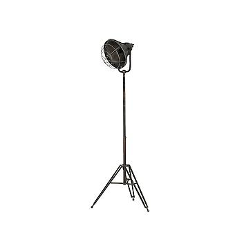 Light & Living Floor Lamp Tripod 63x54x142 Cm DAMYAN Old Bronze