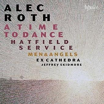 Roth, a. / Skidmore, Jeffrey - Time to Dance [CD] USA import