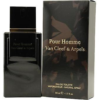 Van Cleef By Van Cleef & Arpels Edt Spray 1.7 Oz