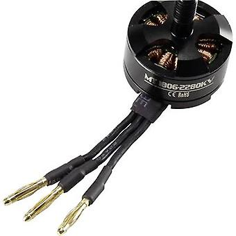 Race Copter brushless motor X250 CW Reely kV (RPM per volt): 2300