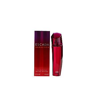 Escada Magnetism Eau De Parfume Vapo 50ml Womens New Perfume Spray Sealed Boxed