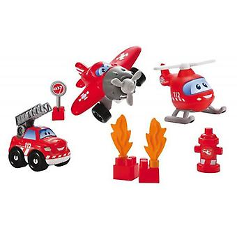 Smoby Rescue vehicles