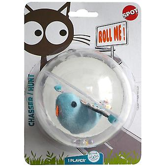 Agrobiothers Rolling Bird Cat Toy (Katten , Speelgoed , Staven)