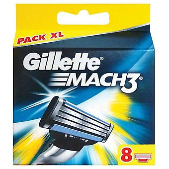 Gillette Charger Gillette Mach-3 August Head