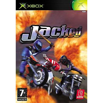 Jacked (Xbox) - Factory Sealed