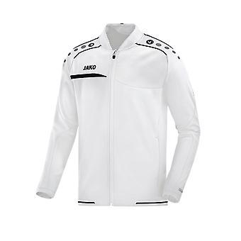 Polyester jacket JAKO prestige