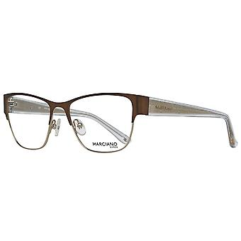 Guess by Marciano glasses ladies bronze