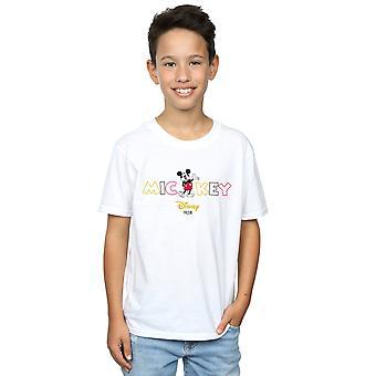 Disney Koszulka z Myszką Miki 1928 chłopców
