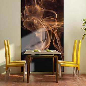 Fototapete - Smoke art