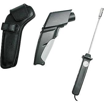IR thermometer testo 830 T2 Set Display (thermometer) 12:1 -30 up to +400 °C Contact measurement Calibrated to: Manufact