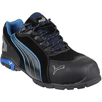 PUMA Safety Schuhe Herren Rio niedrige Wildleder S3 bewertete Toe Cap Sicherheitsschuhe