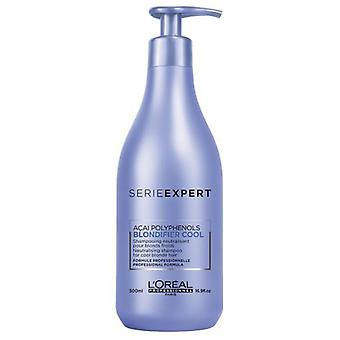 L'Oreal Professionnel Blondifier Cool Neutralizing Shampoo 500 ml (Hair care , Shampoos)
