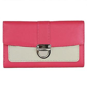 Eastern Counties Leather Womens/Ladies Dana Purse With Push Clasp