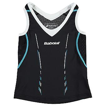 Babolat Kids Match Tank Performance Vest Top Sleeveless Breathable Lightweight