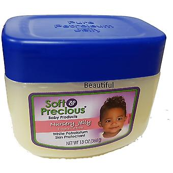 Soft & Precious Fragrance Free Nursery Jelly 368g